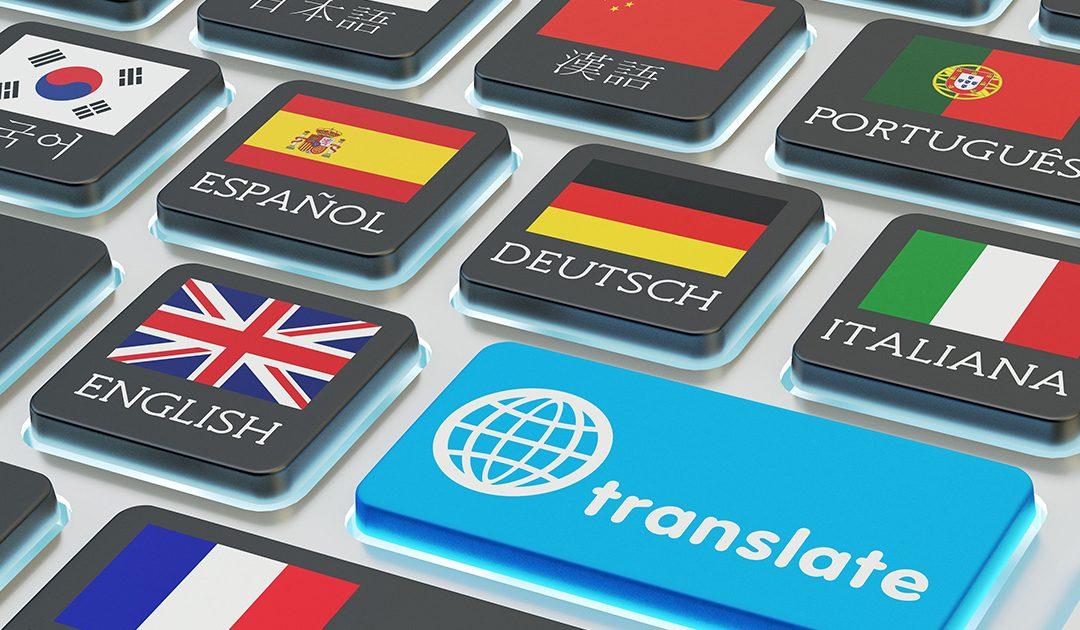Translation Services for Digital Content