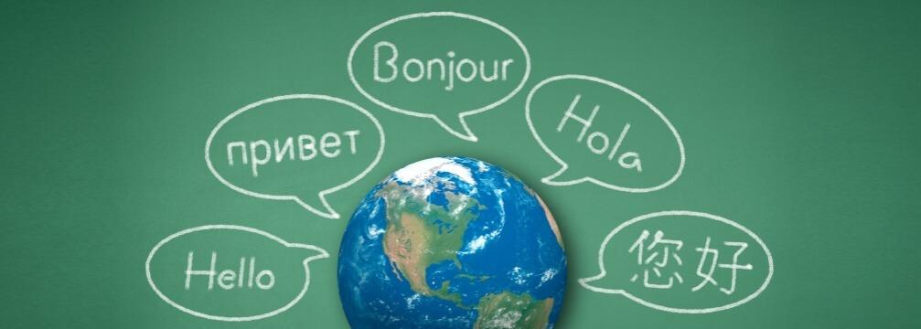 Multi-Lingual Web design – Best Practice