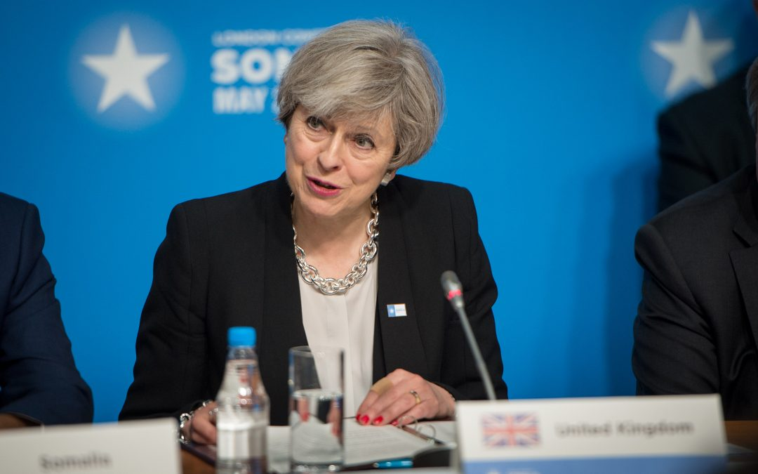 Theresa May's Translation Blunder in Brussels